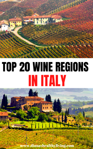 Looking for Italy wine regions to visit? Think of Italy and you can't help but think of incredible food and drink; pizza, pasta, bread, olives, risotto, cheeses, meats… all paired expertly with a glass of Italian vino.  italy on map | italy wine regions | wine regions of Italy | map of Italy | wine region in Italy | wine region italy | wine regions in Italy | wine regions Italy | wines from italy regions | italian wine region | italy wine region | wine region of Italy | wines of italy by region | region of Italy | italian wine map