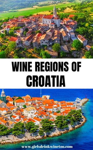 Looking for the top Croatia wine regions? Like many of its neighbors, Croatia has a long winemaking heritage and like many old world winemaking nations, has deep-rooted viticulture traditions and a wealth of indigenous grape varieties. There are an incredible 300 defined wine districts within the country, which come under three main wine regions, producing mostly white wines in the continental north and a mix of reds and whites in the south.