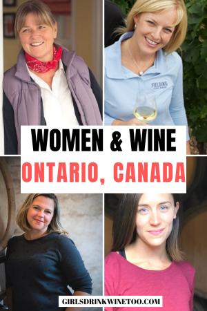 women who drink wine