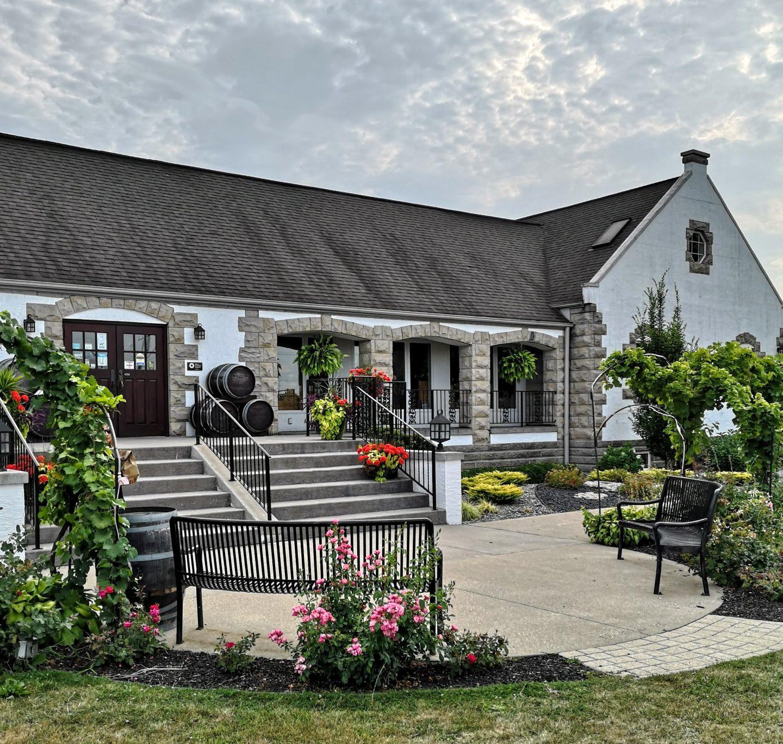 Wine Regions of Ontario - Pelee Island Winery  Ontario wine regions