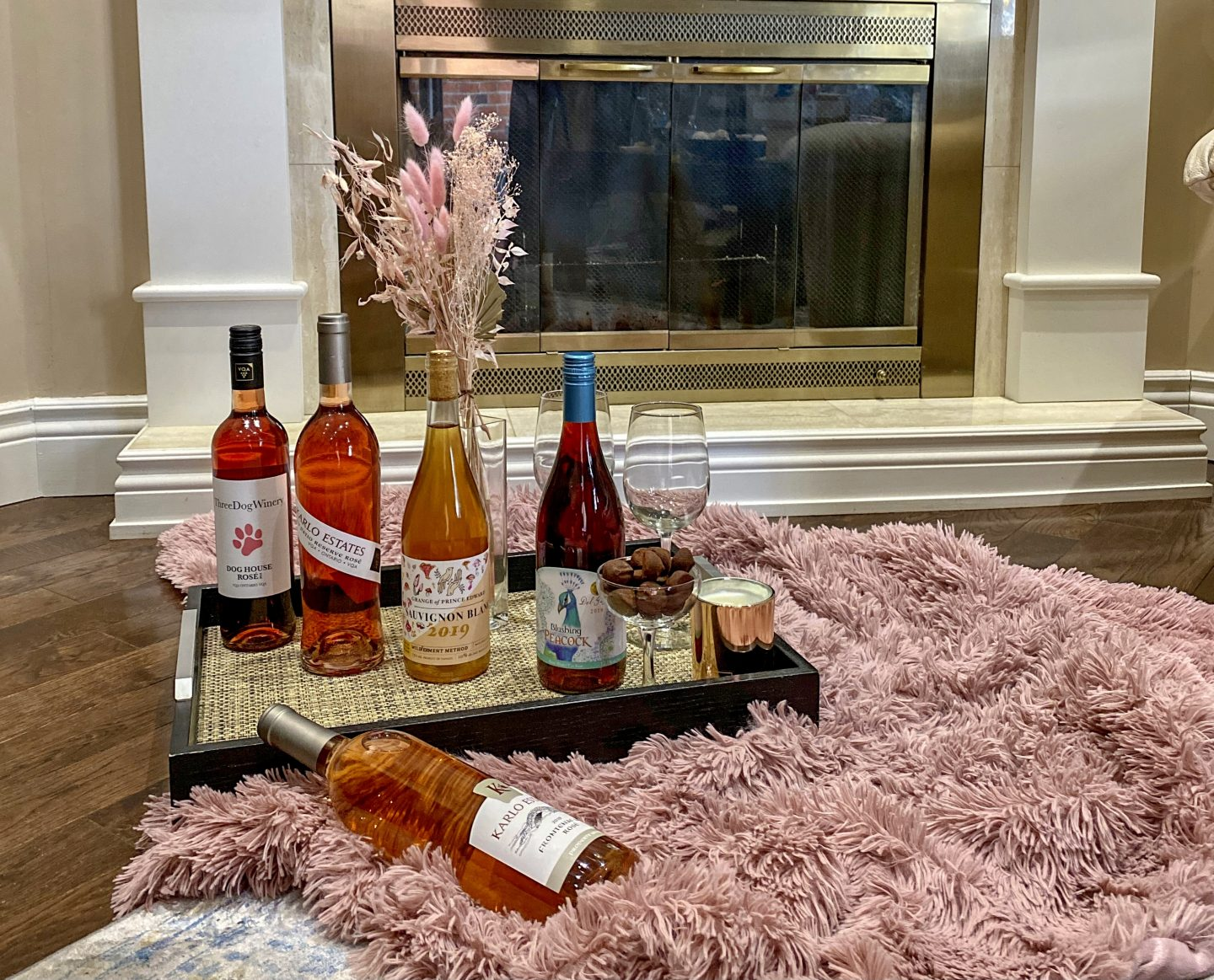5 Beautiful Rosé Wine From Prince Edward County