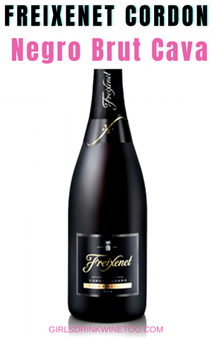 "Looking for a great Cava to try? Freixenet Cordon Negro Brut Cava is a popular cava and is often referred to as the  ""Black Bottle Bubbly."" It is the number one imported sparkling wine and great for any occasion.  cava freixenet 