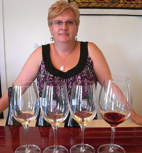 Liz Lacey, Lacey Estates Vineyard & Winery women in wine   woman drinking wine women drinking wine ladies drinking wine red wine benefits for female effects of wine women and wine effect of wine on body wine and women winemaker winemakers
