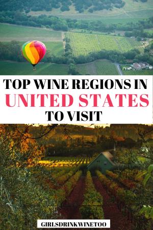 USA wine regions